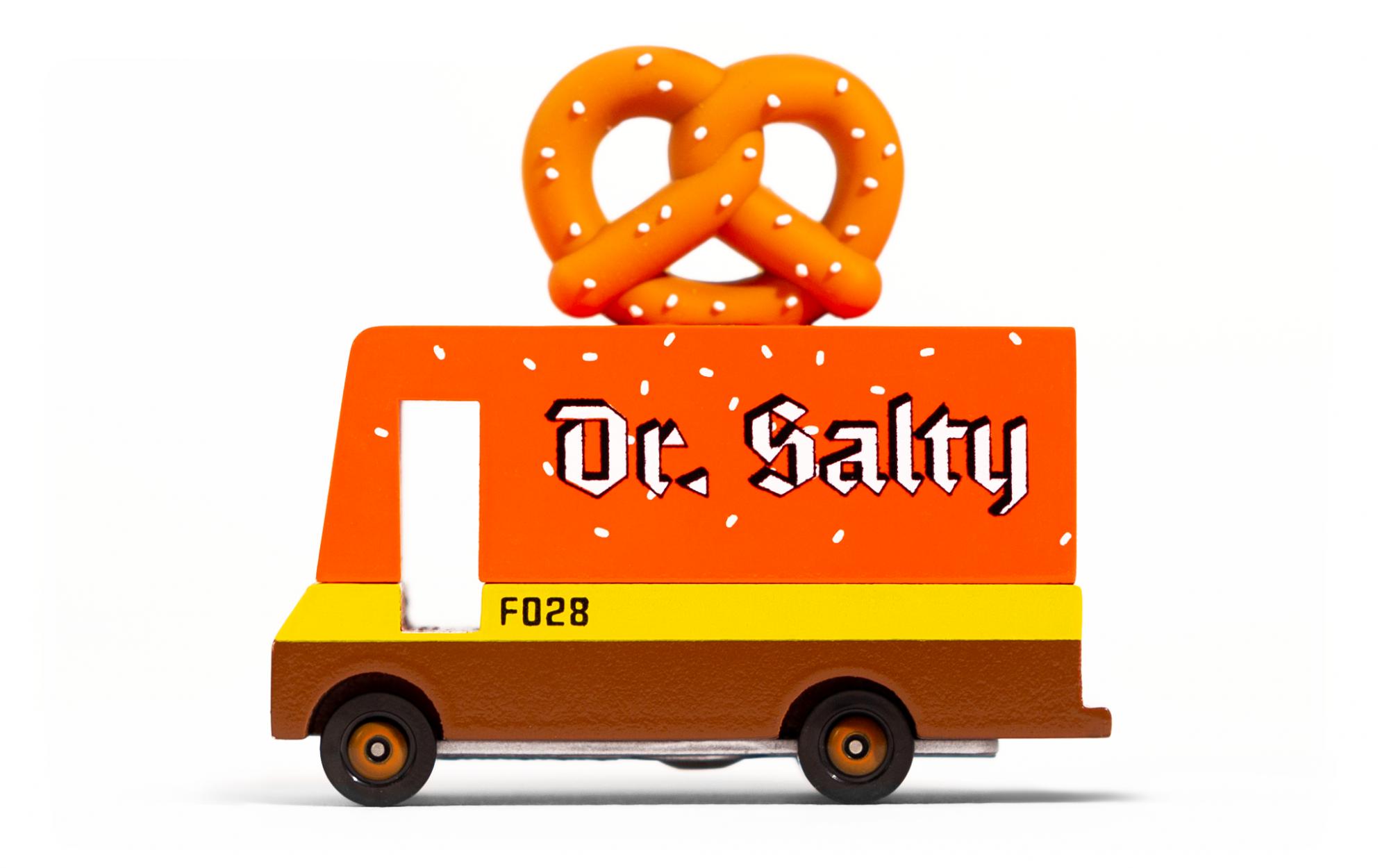 Pretzel Van by Candylab