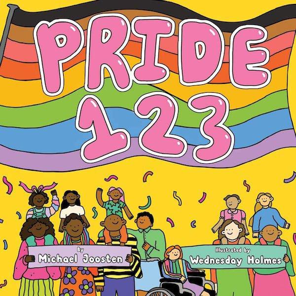 Pride 1 2 3 by Michael Joosten
