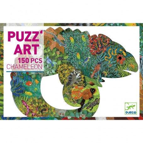 Puzz'art Chameleon by Djeco