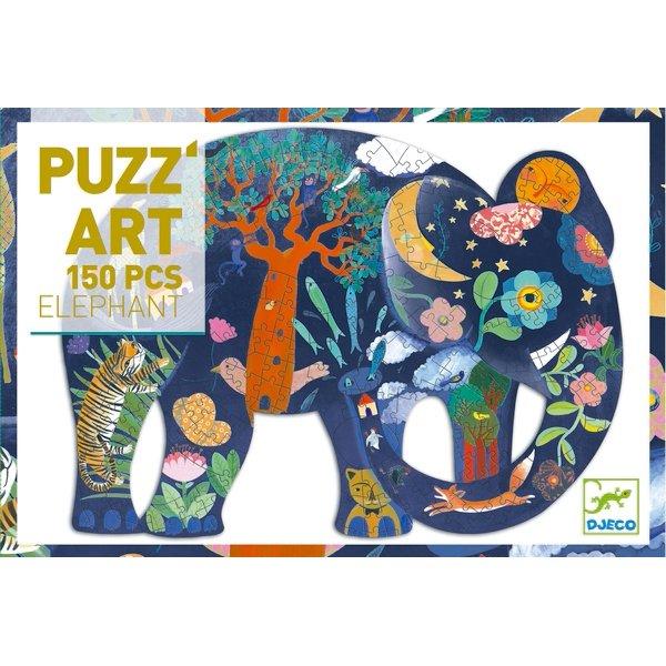 Elephant Puzzle by Djeco