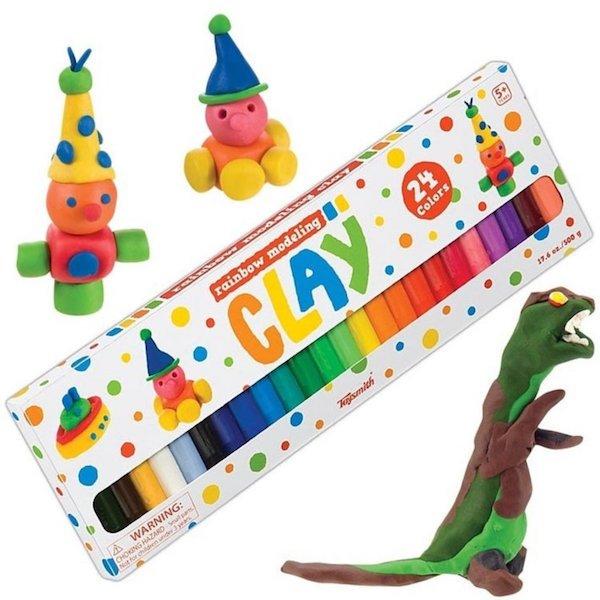 Rainbow Clay by Toysmith