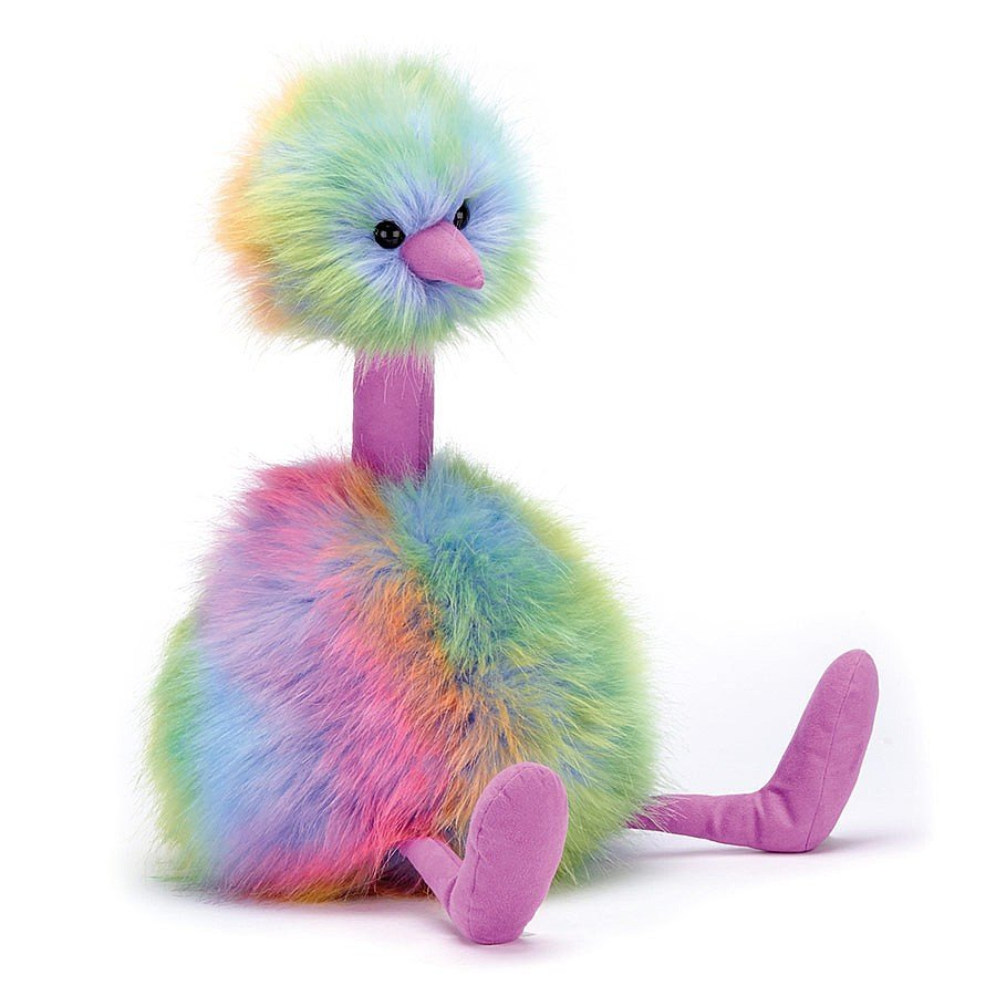 Rainbow Pompom by Jellycat