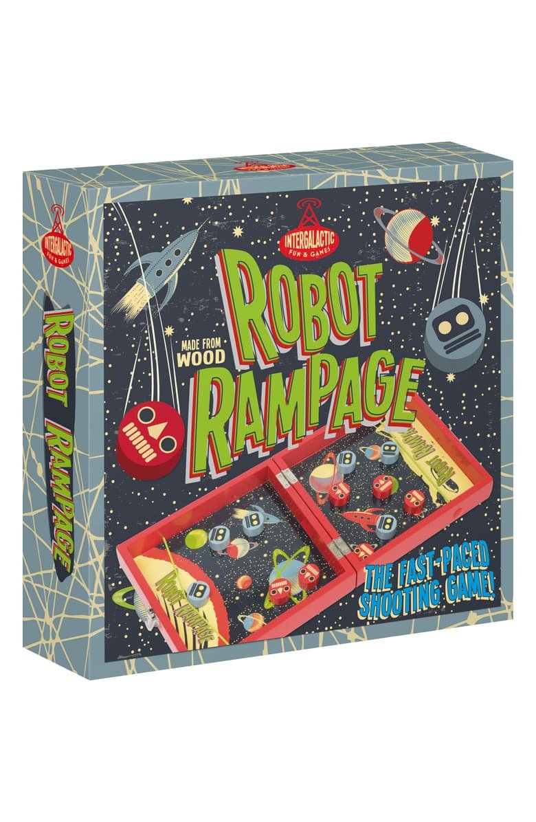 Robot Rampage by Professor Puzzle