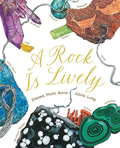 A Rock is Lively by Dianna Huts Aston