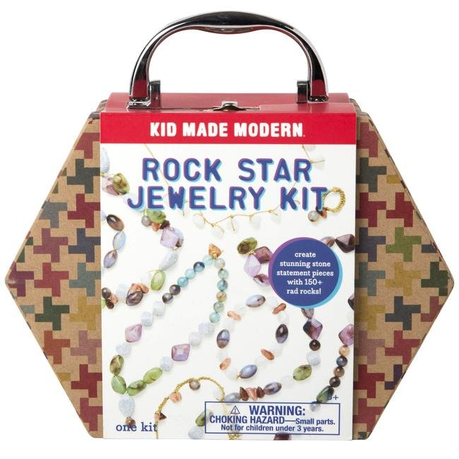 Rock Star Jewelry Kit by Kid Made Modern