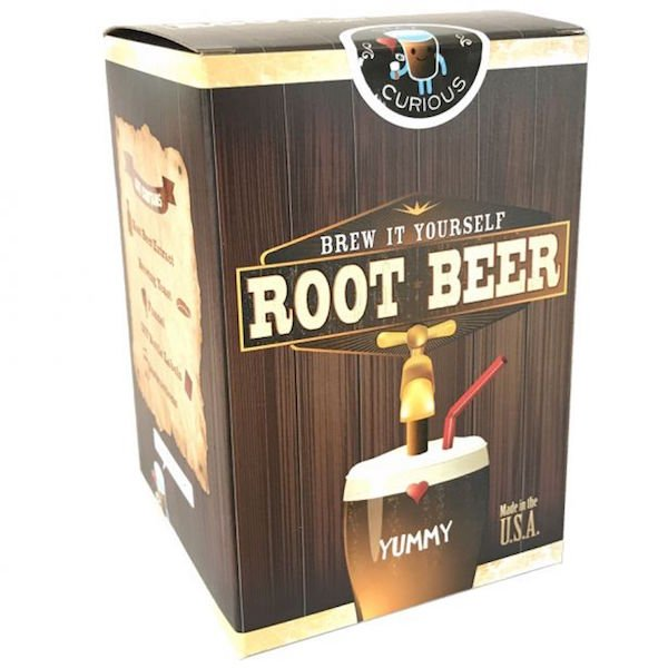 Brew It Yourself Root Beer Kit by Copernicus
