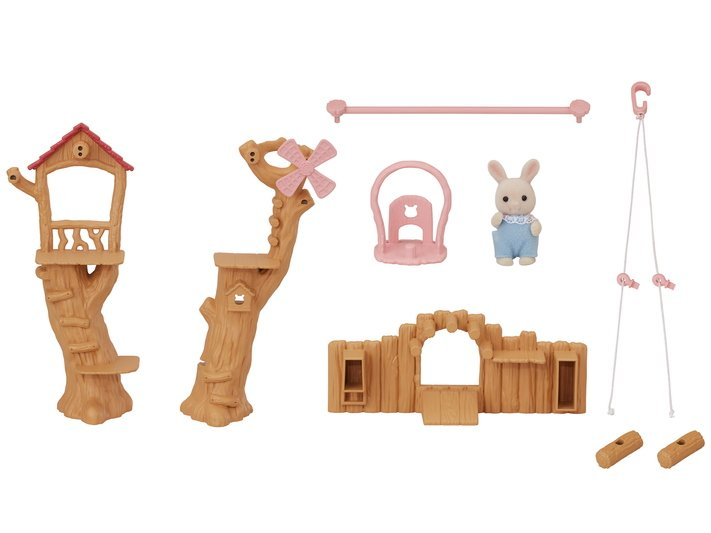 Baby Ropeway Park by Calico Critters