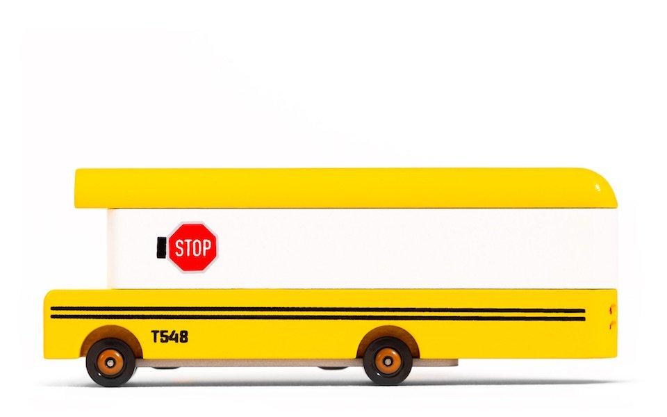 School Bus by Candylab