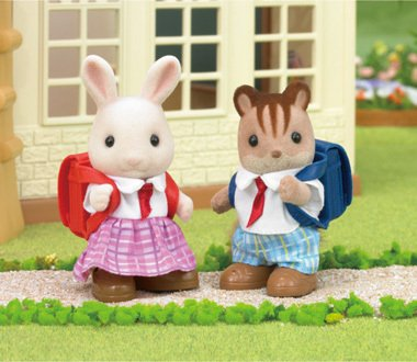 School Friends Set by Calico Critters