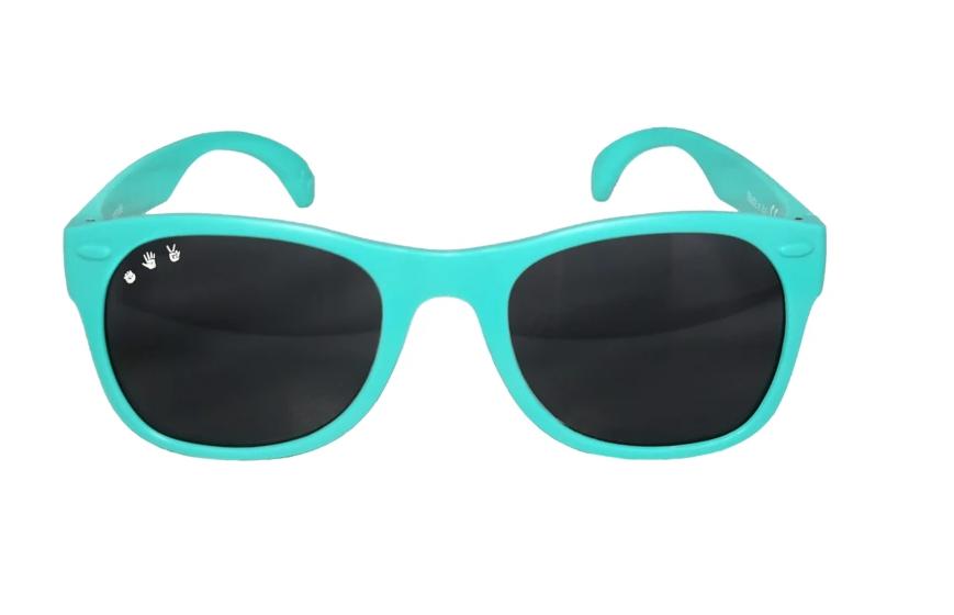 Sunglasses - Goonies (Teal) by Roshambo