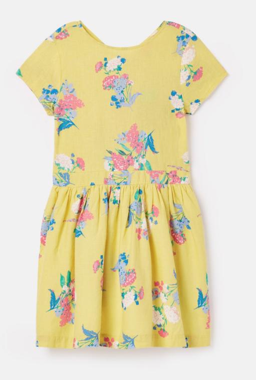 Vintage Bouquet Tea Party Dress by Joules