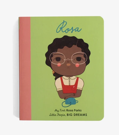 My First Rosa Parks Board Book by Lisbeth Kaiser