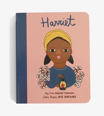 My First Harriet Tubman Board Book by Maria Isabel Sánchez Vegara