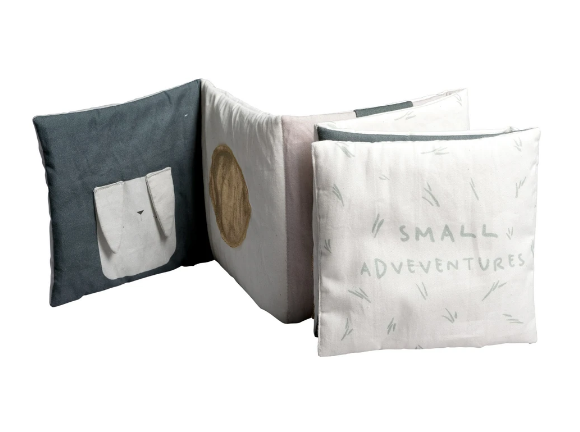 Soft Book - Small Adventures by Fabelab
