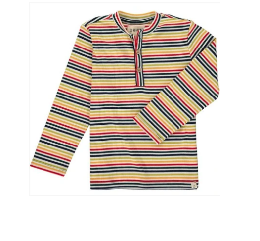 Multi Colored Striped Shirt by Me & Henry