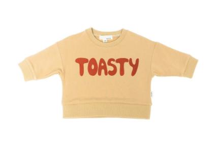 Toasty Bamboo Fleece Sweatshirt by Griege