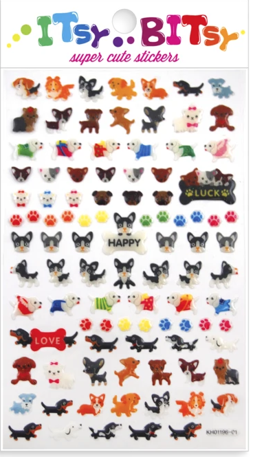 Dog Stickers by Ooly