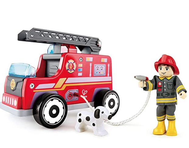 Fire Rescue Team by Hape