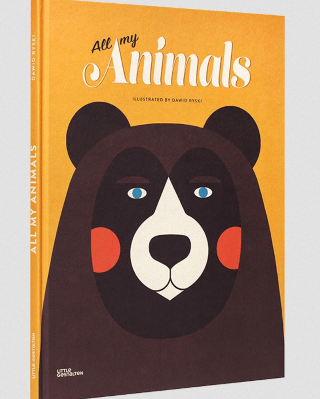 All of My Animals by Dawid Ryski