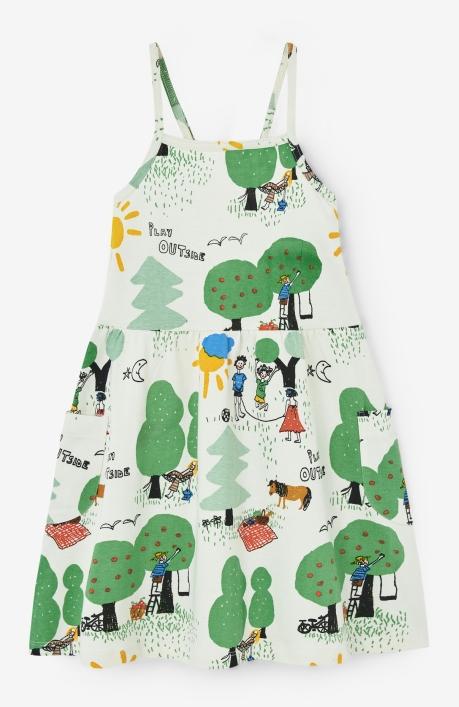 Play Outside Dress by Nadadelazos