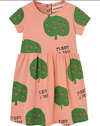Plant A Tree Dress by Nadadelazos