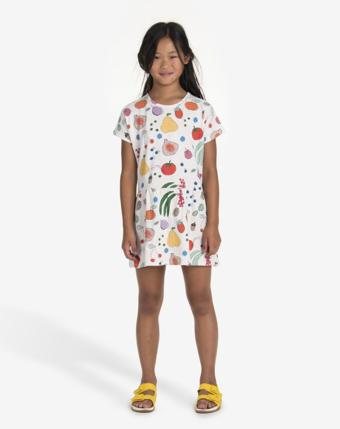 Fruits From The Garden Dress by Nadadelazos