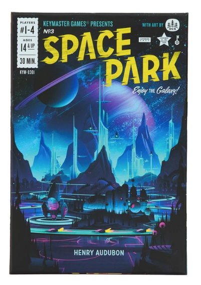 Space Park by Keymaster Games