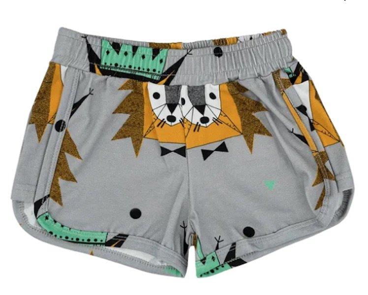 Mr. Bobcat Shorts by Raspberry Republic