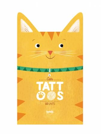 Cats Tattoos by Londji