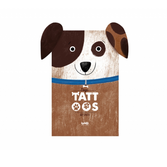 Dog Tattoos by Londji