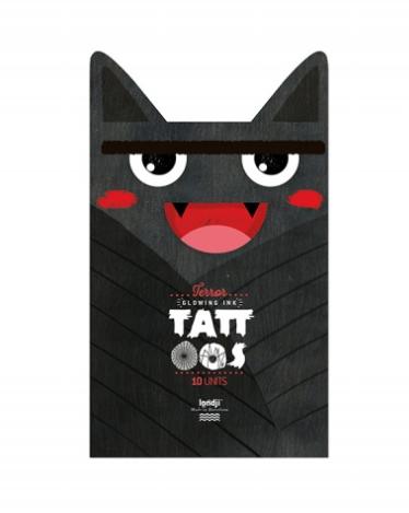 Terror Tattoos by Londji