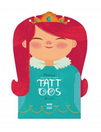 Princess Tattoos by Londji