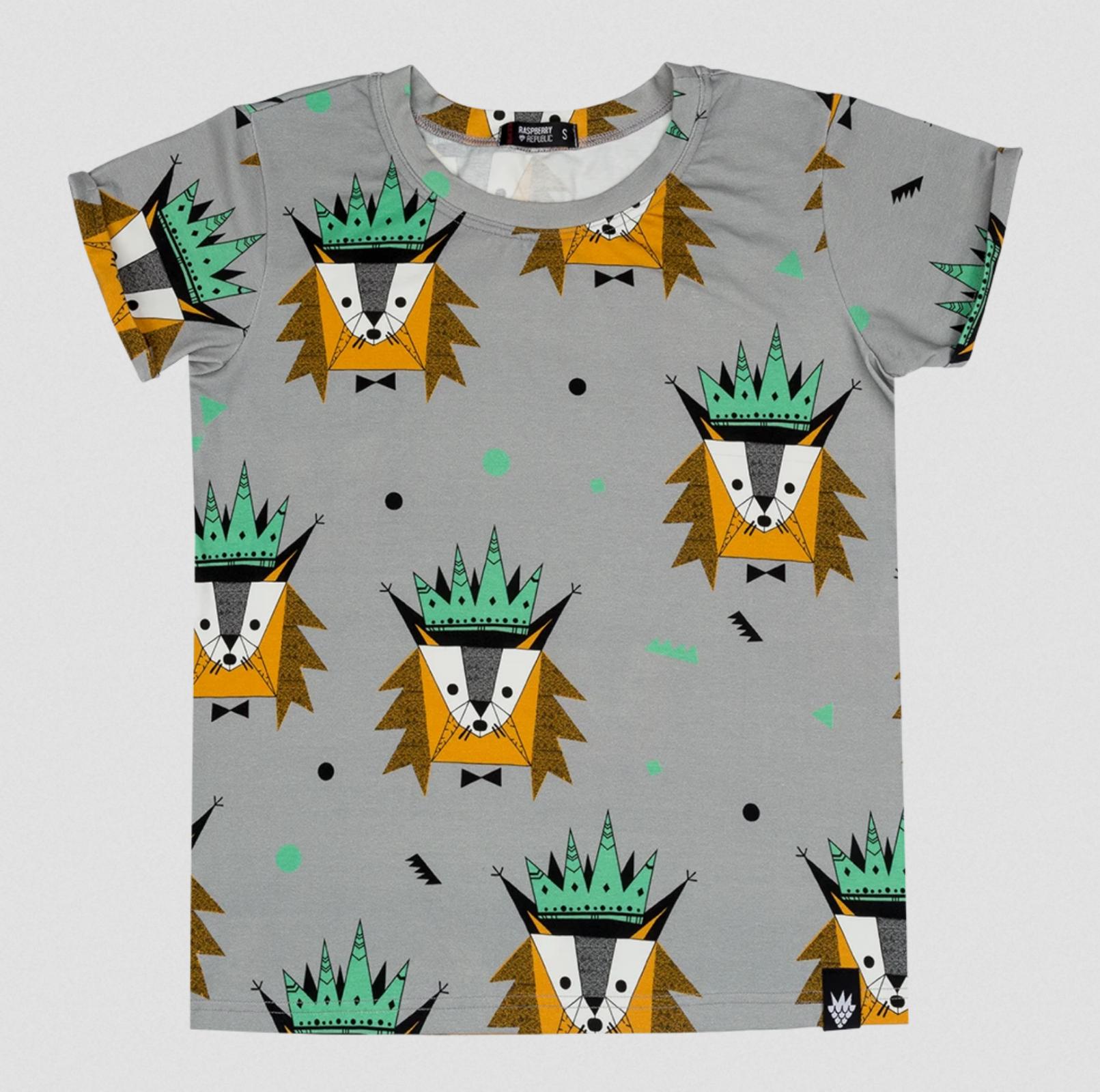 Mr. Bobcat T-Shirt by Raspberry Republic