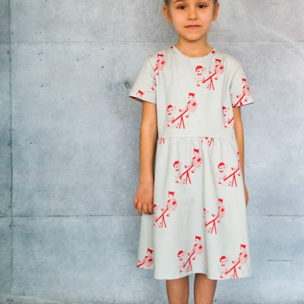 See Saw With Me Dress by Don't Grow Up