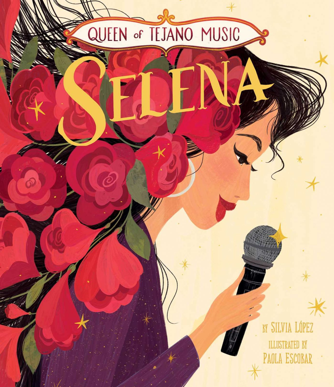 Selena: Queen of Tejano Music by Silvia Lopez