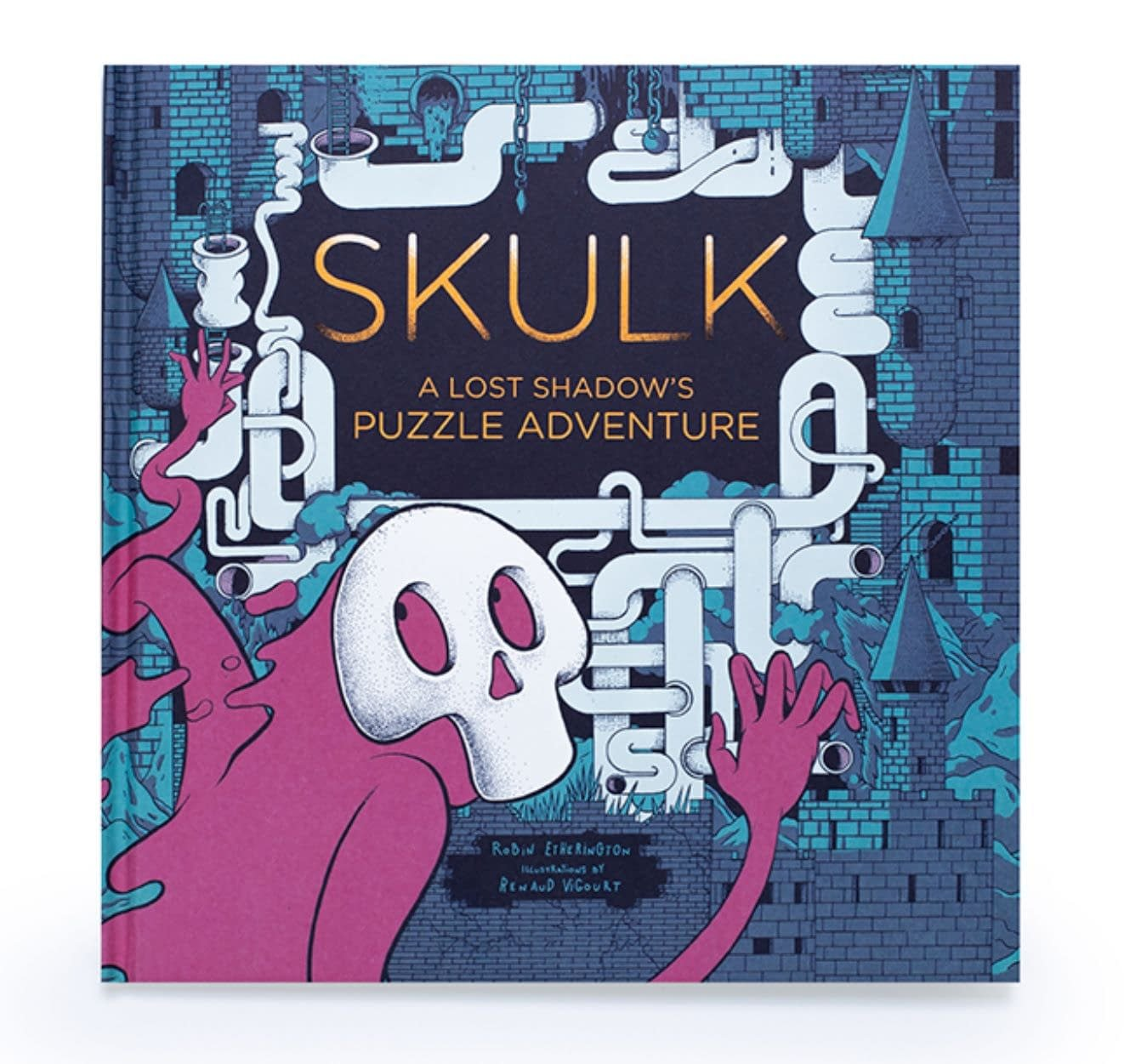 Skulk:  Lost Shadow's Puzzle Adventure by Robin Etherington
