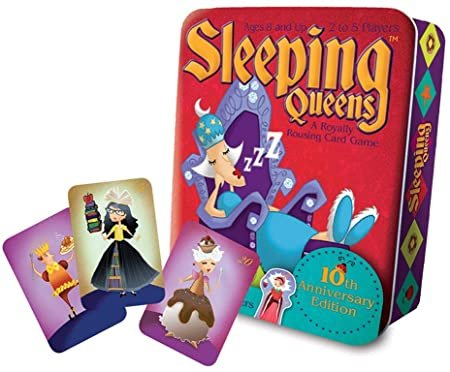 Sleeping Queens Anniversary Edition by Gamewright