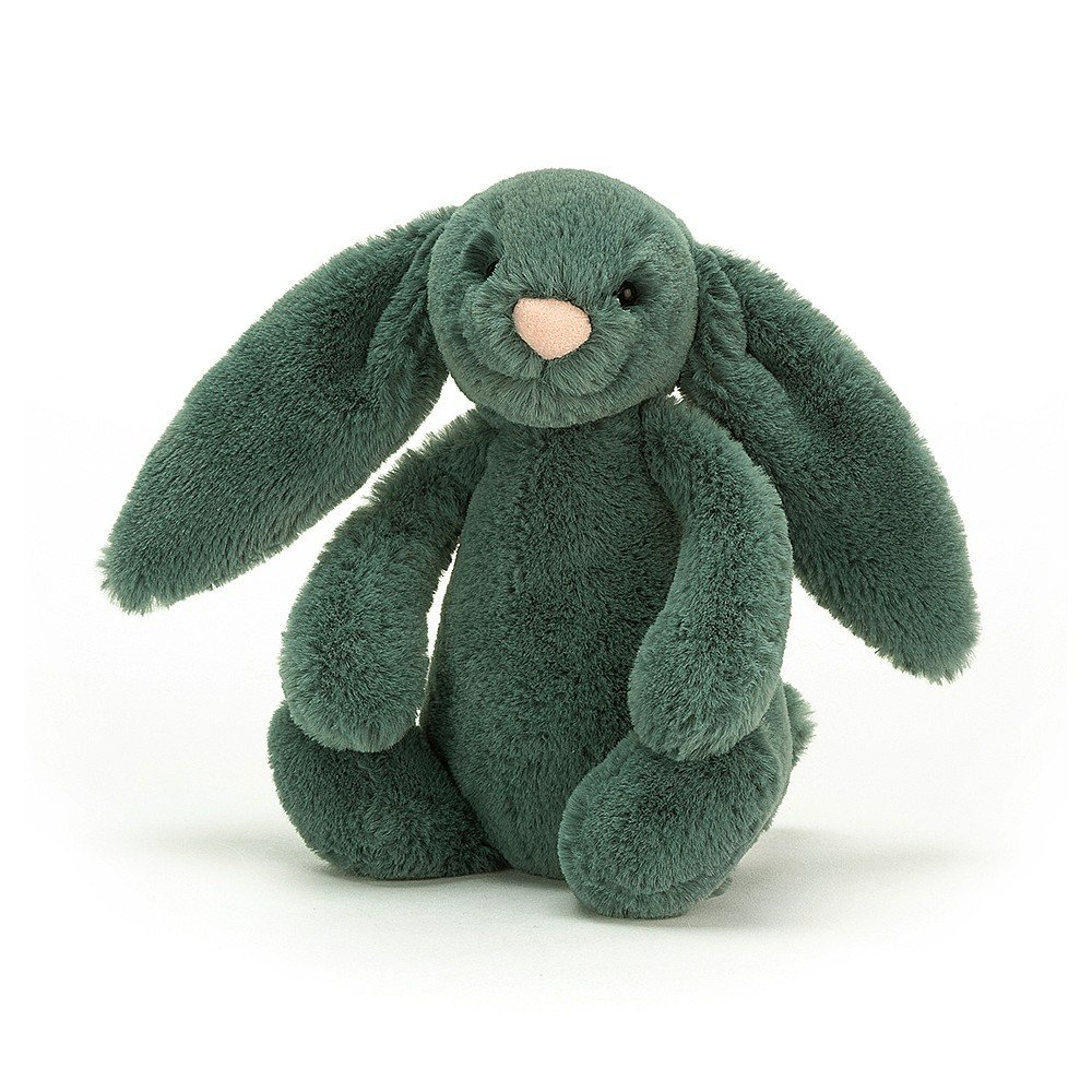 Small Bashful Bunny - Forest by Jellycat