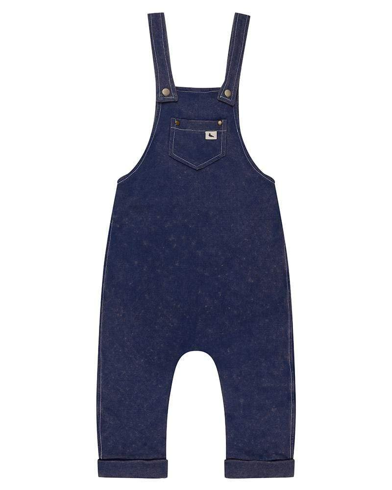 Soft Blue Dungarees by Turtle Dove
