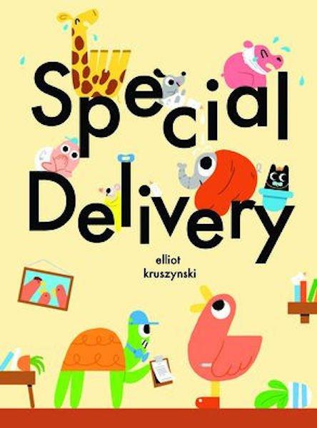 Special Delivery by Elliot Kruszynski