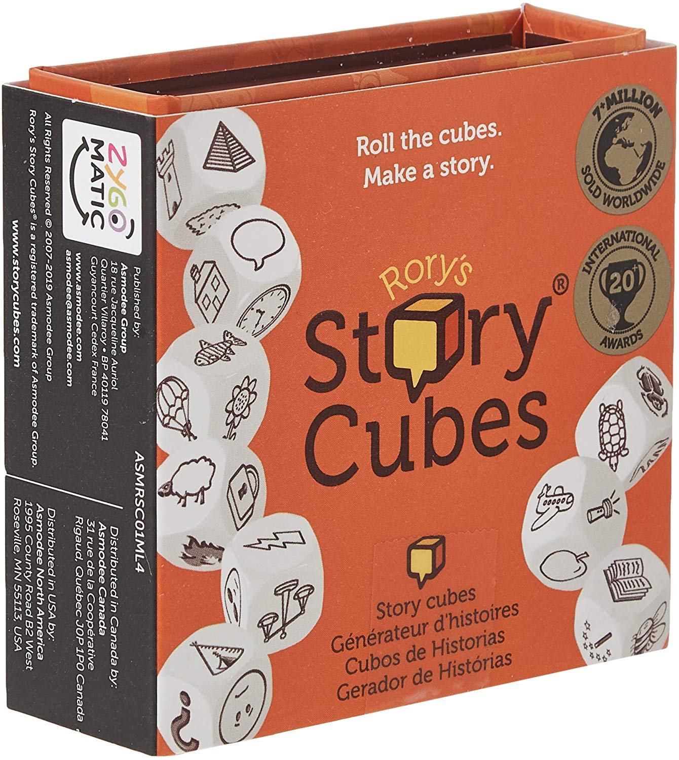Story Cubes by Asmodee