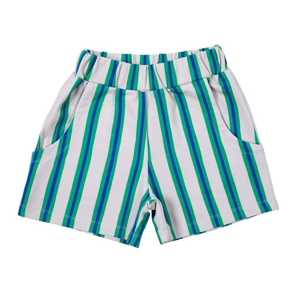 Sea Stripes Shorts by Don't Grow Up