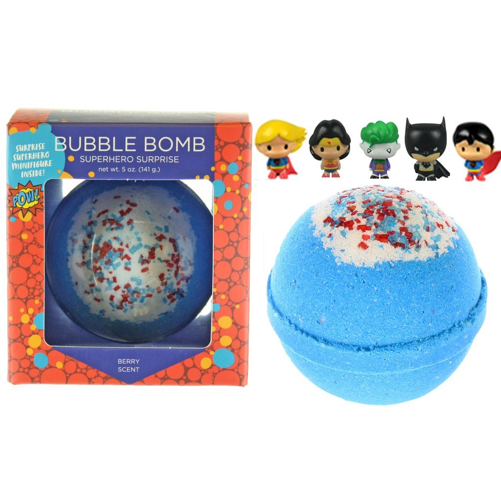 Bubble Bomb - Superhero Surprise by Two Sister Spa