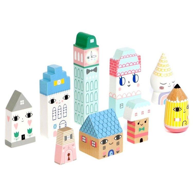 Suzy's City by Petit Monkey
