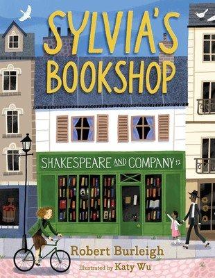 Sylvia's Bookshop  by Robert Burleigh