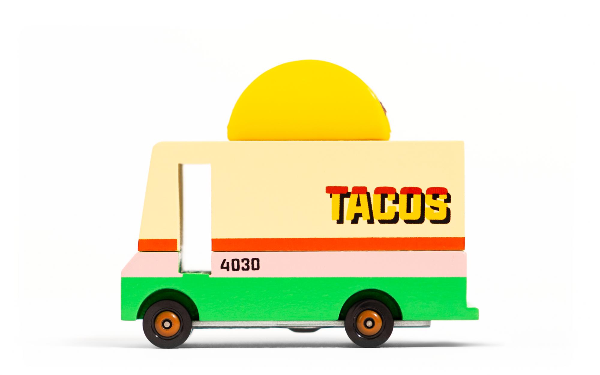 Taco Van by Candylab