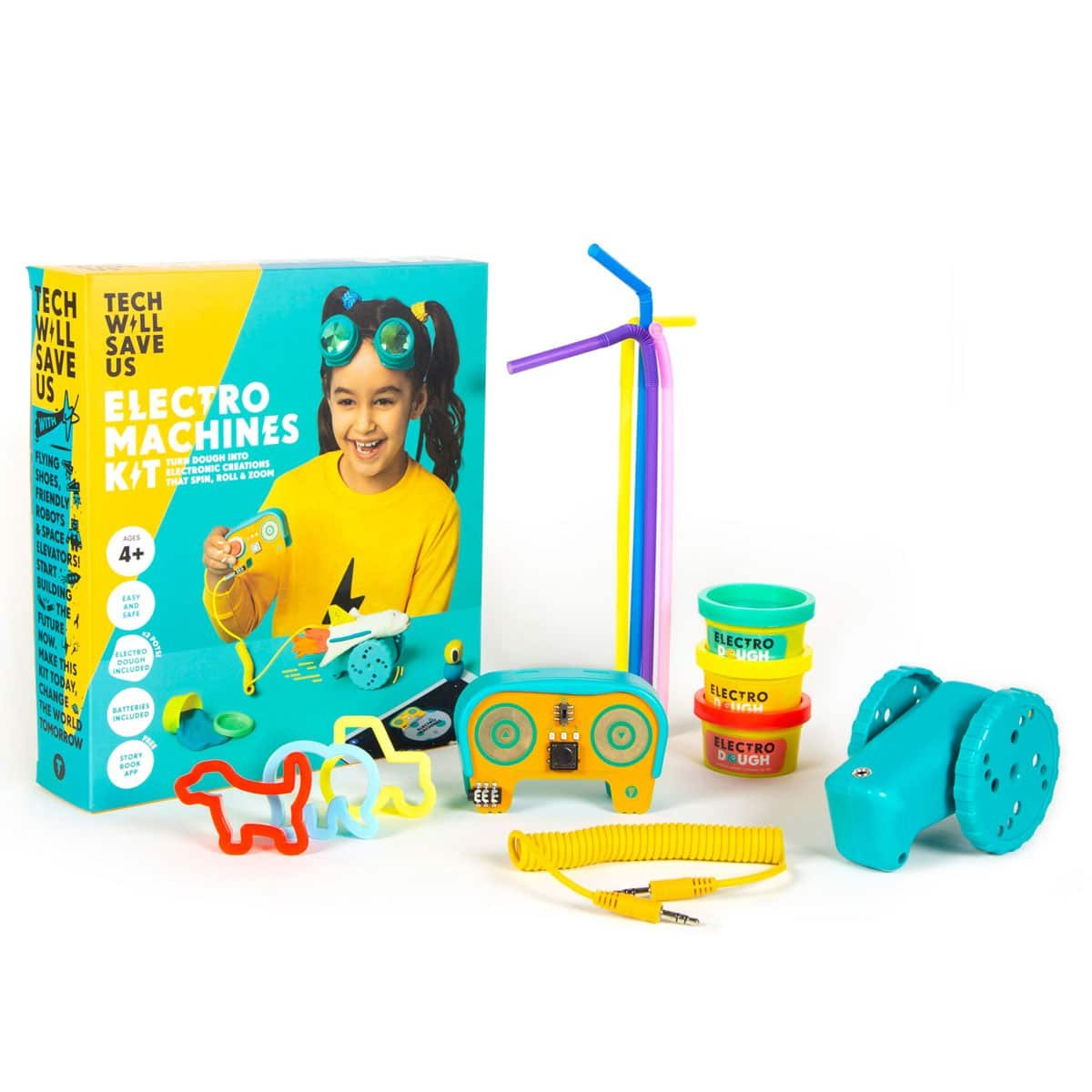 Electro Machines Kit by Technology Will Save Us