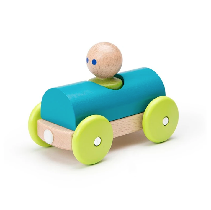 Magnetic Racer - Teal by Tegu