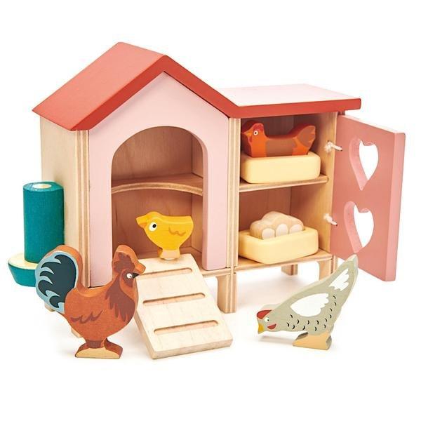 Chicken Coop by Tender Leaf Toys