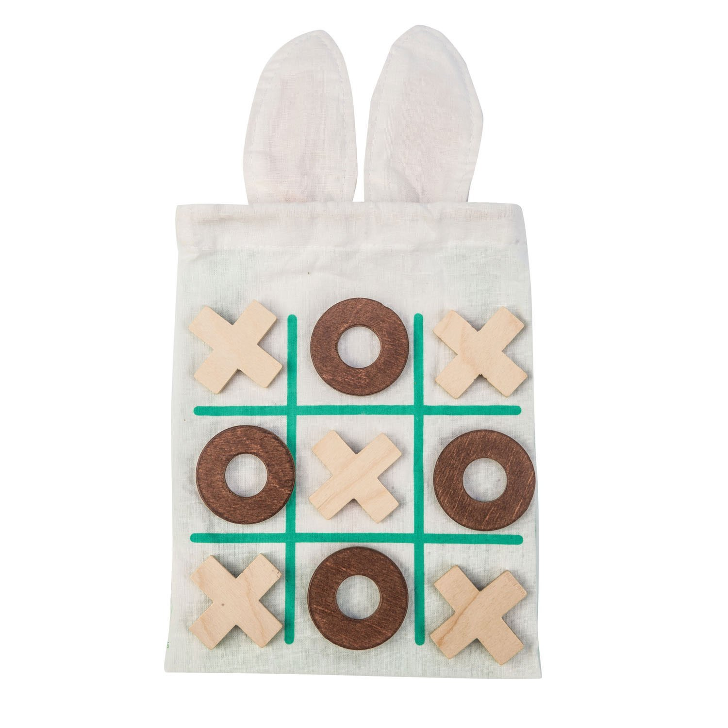 Bunny Tic Tac Toe by Tender Leaf